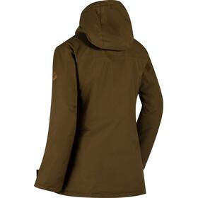 Regatta Brienna Jacket Women Camo Green